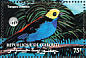 Paradise Tanager Tangara chilensis