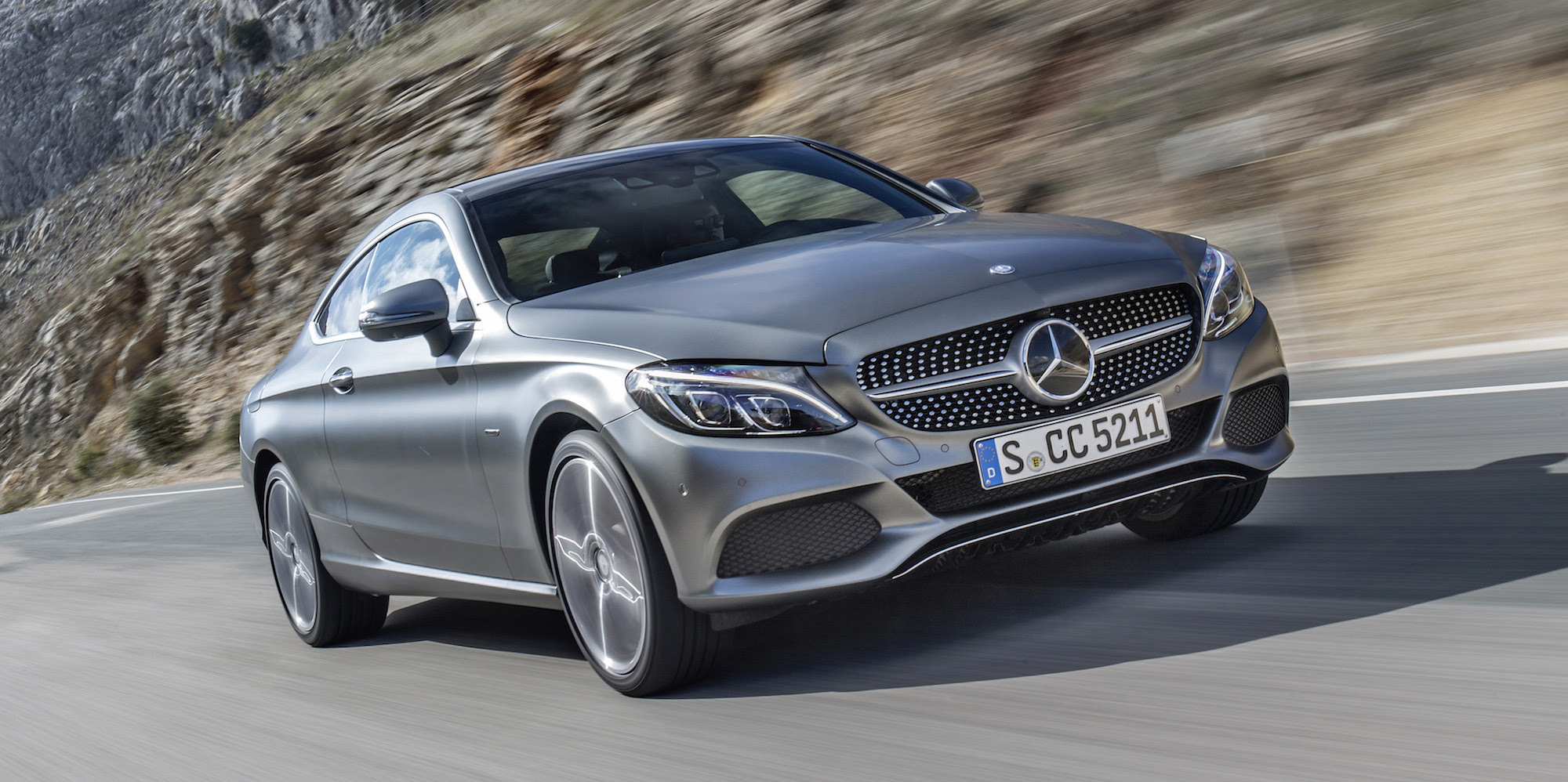 2016 Mercedes-Benz C-Class Coupe Review | CarAdvice