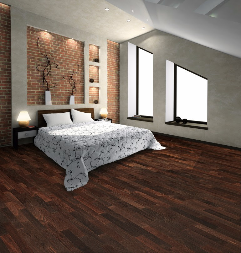 Delightful Master Bedrooms with Hardwood Floors – Master ...