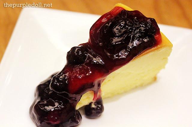 Cheesecake (P140)