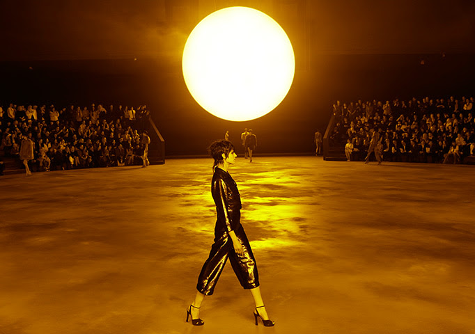 marc jacobs : new york fashion week show