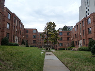 Montgomery Arms Apartments, Silver Spring