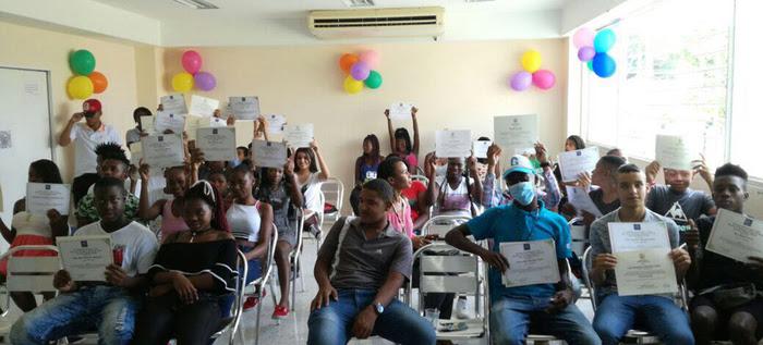 Los jóvenes de la comuna 15, un objetivo para la Administración Municipal