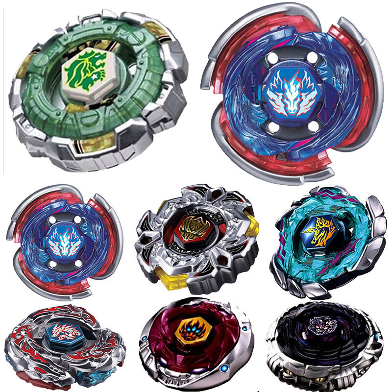 Rare Beyblade Set Fusion Metal Fight Master 4D Top ...