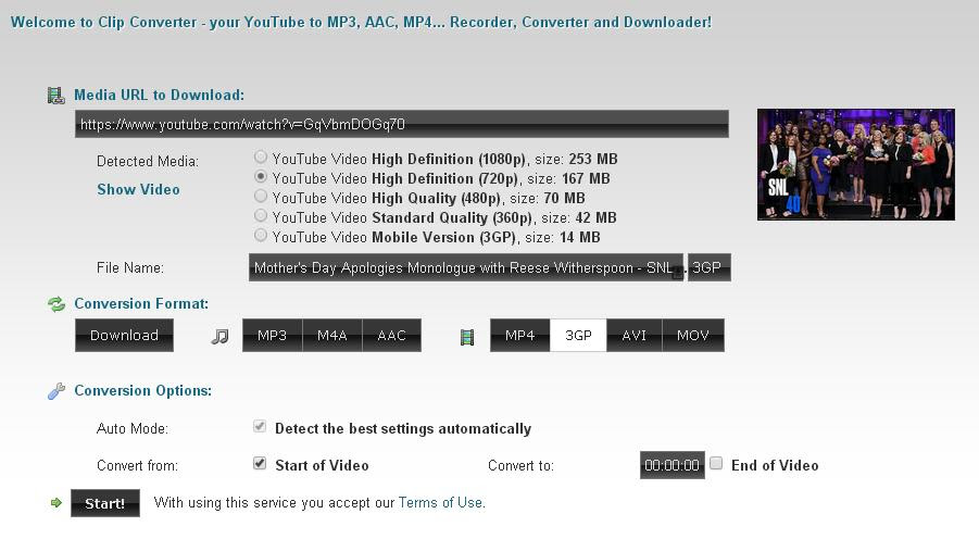 Youtube clip converter mp4 online - lantnandmullo's diary