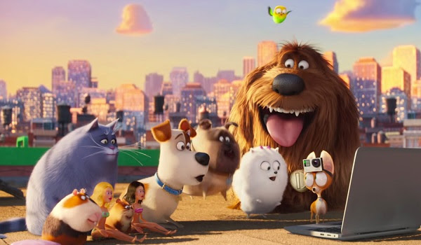 The Secret Life of Pets Computer Gathering
