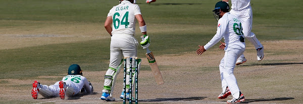Pakistan vs South Africa 2021: Yasir Shah Helps PAK Foil SA Fight in First Test