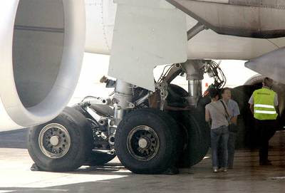 Hallado un hombre muerto en el tren de aterrizaje de un vuelo de Cuba
