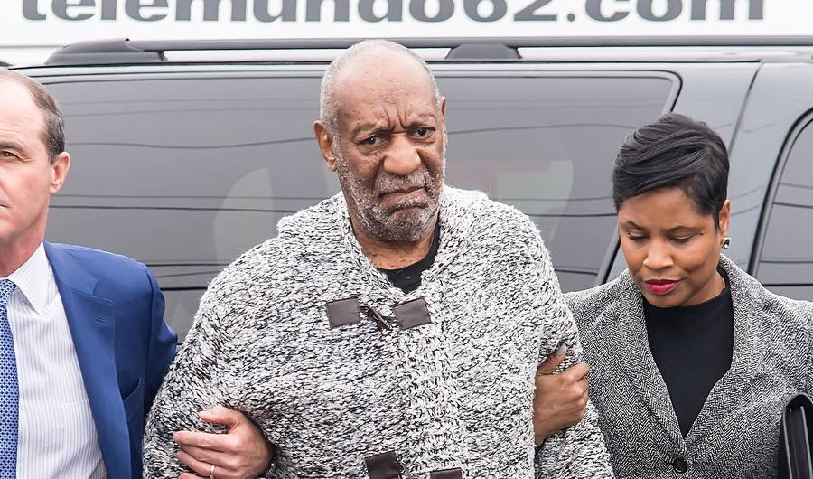 Bill Cosby Just Sent a Tweet to His Fans After Wednesday Arrest — and It Totally Backfired