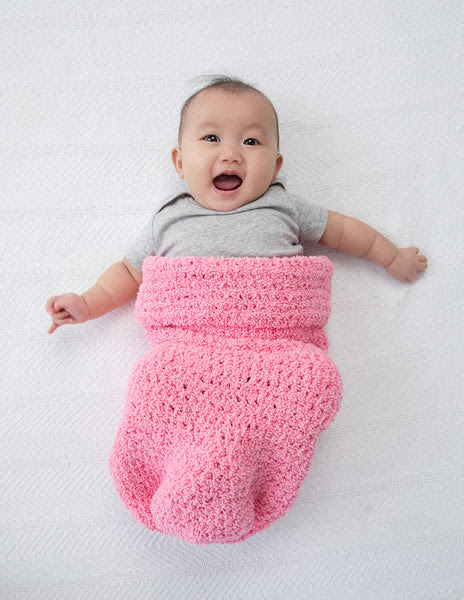 Cozy Cocoon  pattern is free to download
