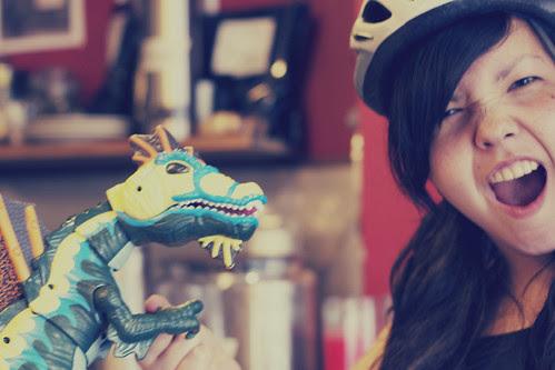 dinosaur michelle