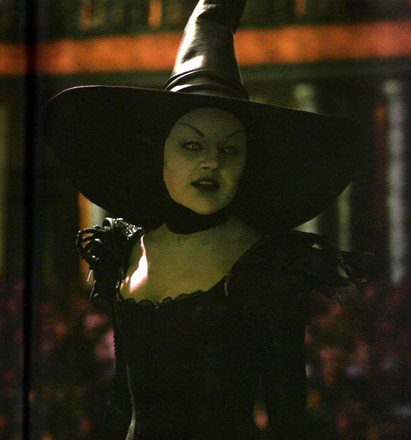 The Wicked Witch of the West is revealed in OZ: THE GREAT AND POWERFUL.