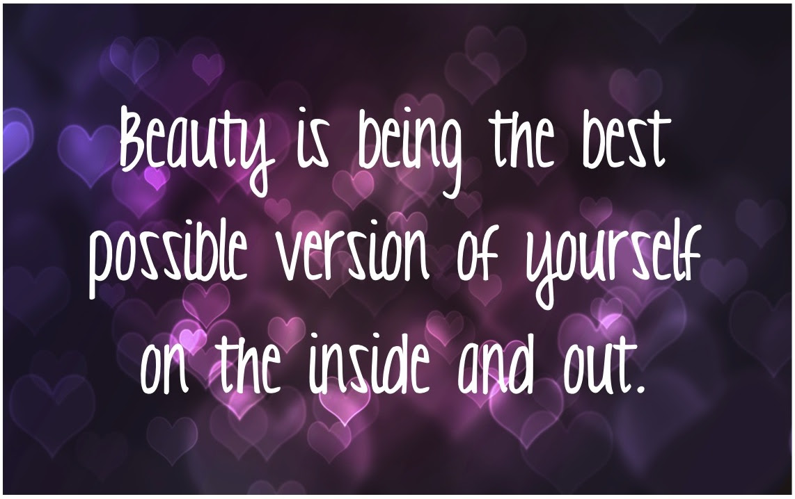 Quotes About Beauty Inside 70 Quotes