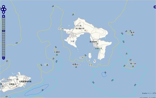 釣りポイント(愛知県、三河湾、佐久島)