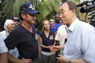 Secretary-General Meets Actor and Humanitarian...