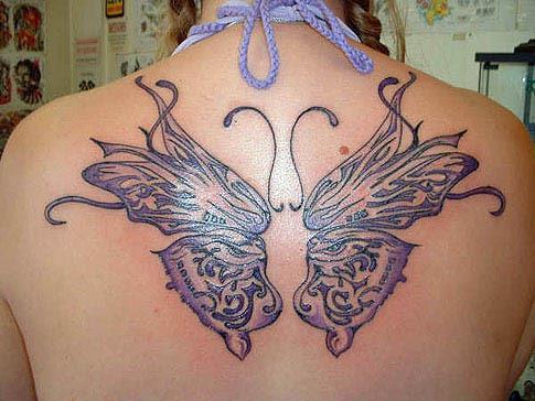 evil fairy tattoos Amazing Pictures Photos