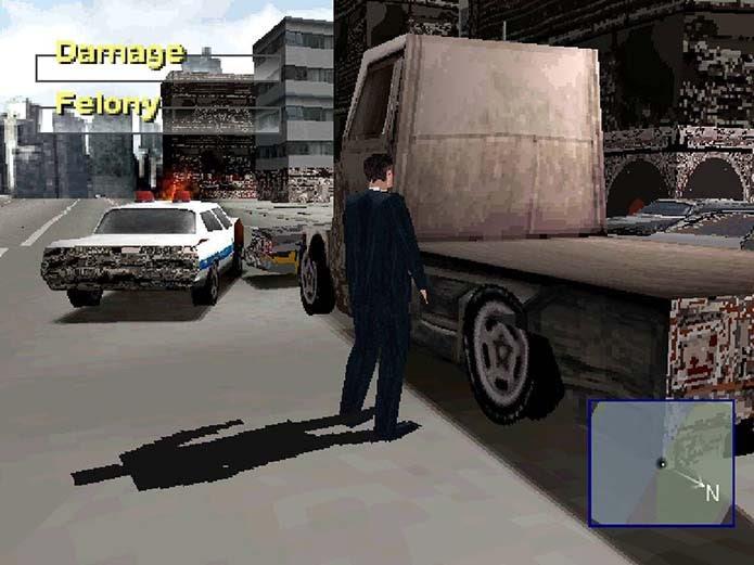 Driver 2 (Foto: Reprodução)