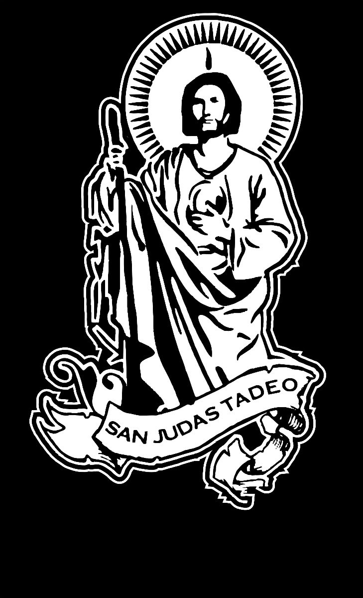 San Judas Tadeo Dibujos Para Colorear San Judas Tadeo Slidehdco