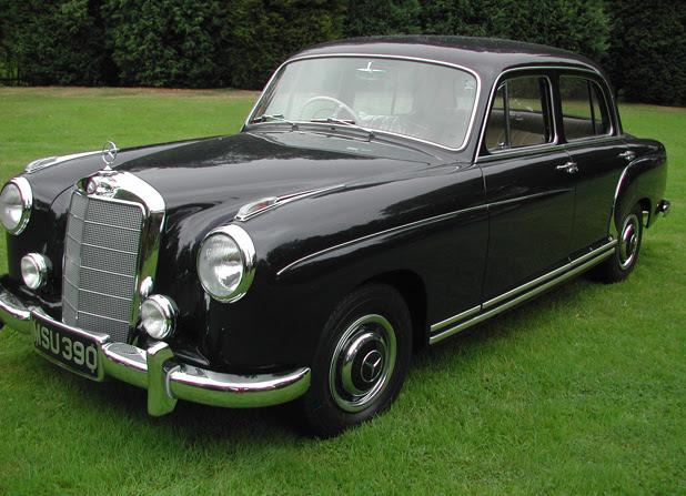 1958 Mercedes-Benz 220S - Information and photos - MOMENTcar
