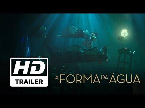 """Filme: """"A forma da água"""" de Guillermo Del Toro"""