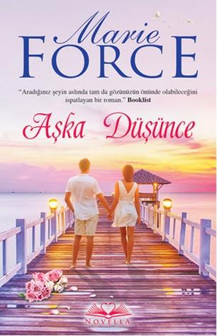 Kitap Yorumu: Aşka Düşünce | Marie Force (The McCarthys of Gansett Island, #2)