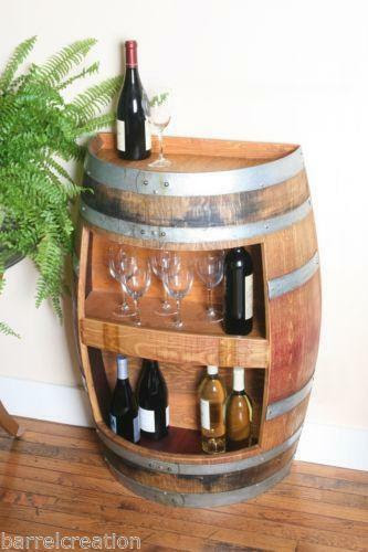 Wine Barrel Furniture Ebay