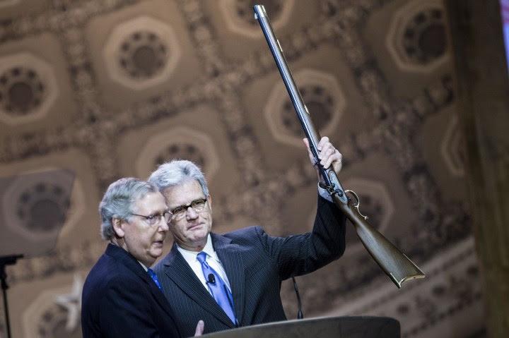 Image: US-POLITICS-CPAC