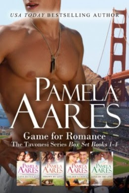 Book Blitz: Game for Romance by Pamela Aares