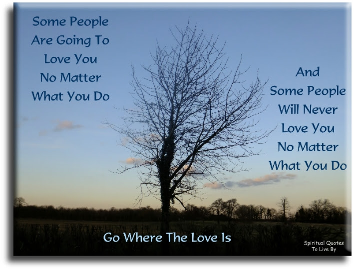 Inspirational Love Sayings