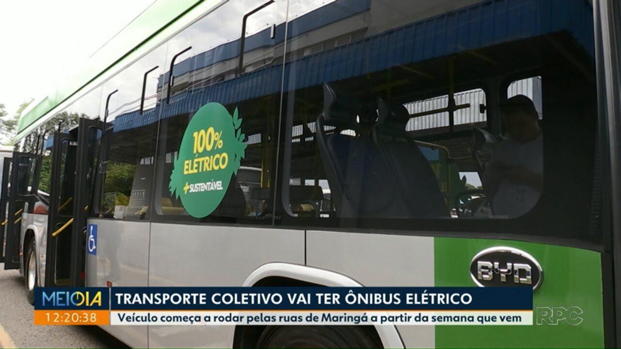 Mudança de pontos de ônibus