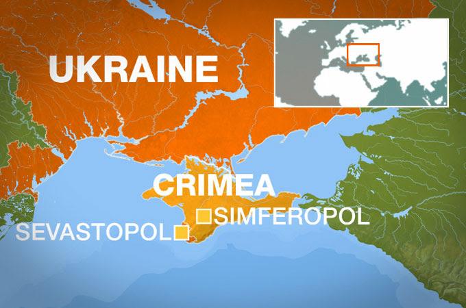 Profile The Crimea Region News Al Jazeera
