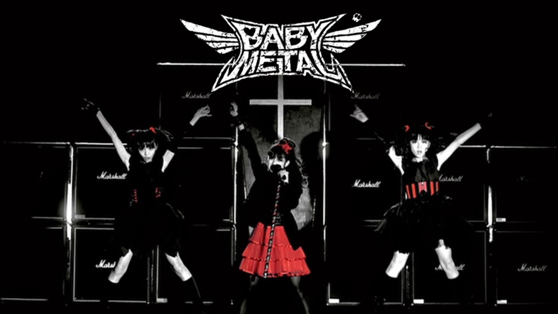 Babymetal 壁紙