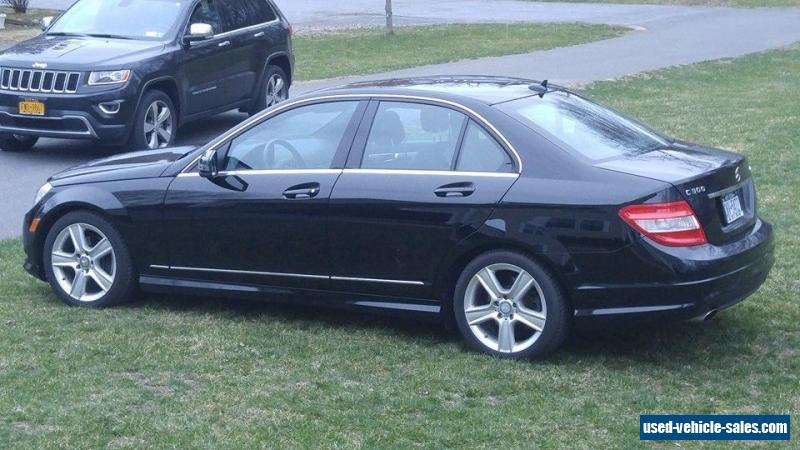 2010 Mercedes-benz C-Class for Sale in the United States