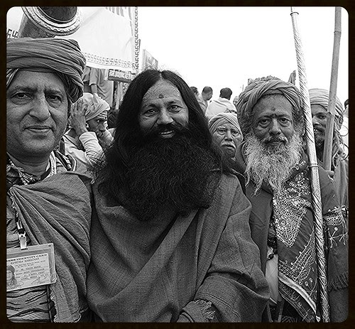 Shooting The Maha Kumbh Allahabad 2013 by firoze shakir photographerno1