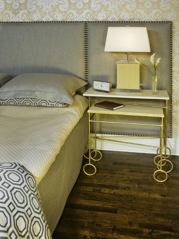 11 Stylish Upholstered Headboard Ideas