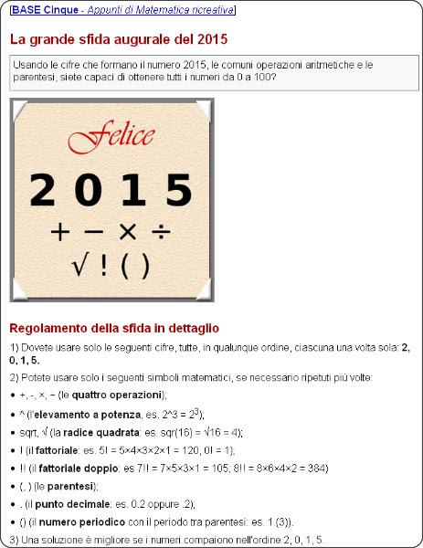 http://utenti.quipo.it/base5/numeri/sfida_2015.html