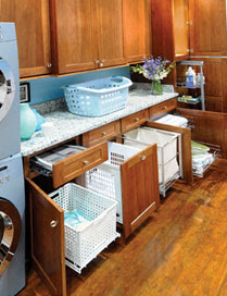 Cabinetry & Storage Units