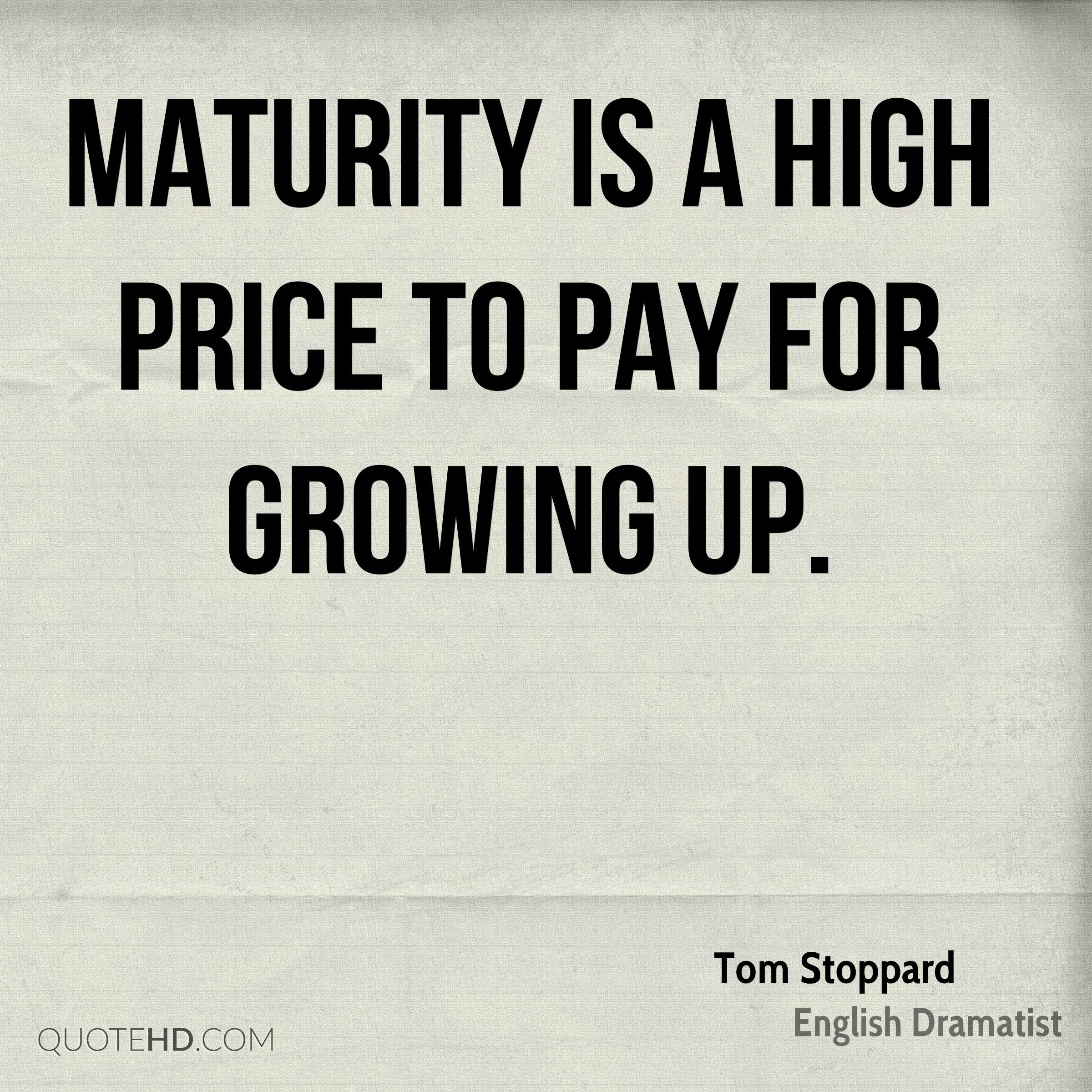 Tom Stoppard Quotes Quotehd