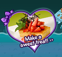 Make a sweet treat!