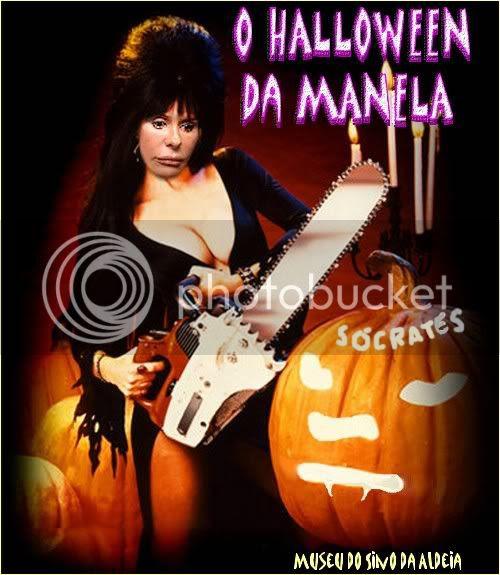 Museu 60 - O Halloween da Manela