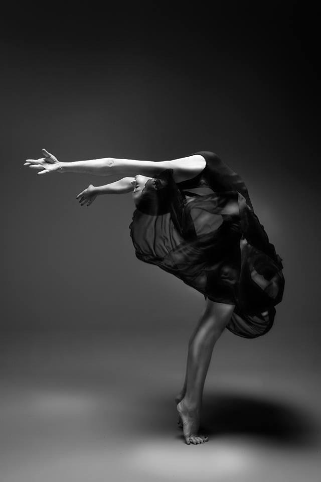 Волшебные фотографии балерин. Иногда 18+