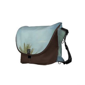 Tree Top Bag Messenger Bag