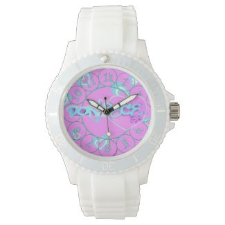 Blox3dnyc.com Heart2 Design for Doniece Wrist Watches