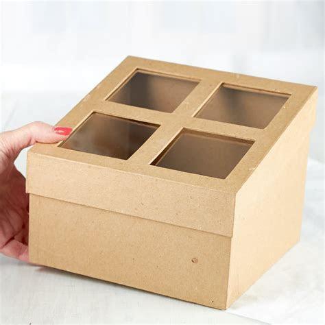 Paper Mache Window Box   Paper Mache   Basic Craft