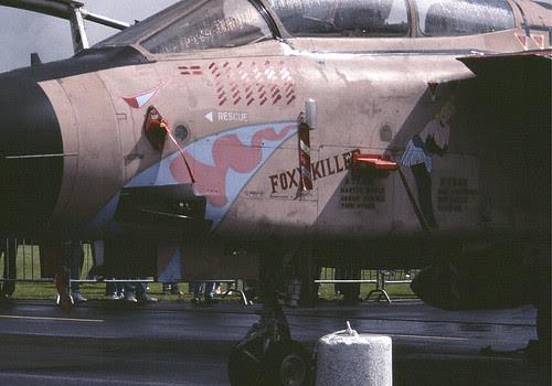 GR.1 ZA465 FK Foxy Killer art sand St Athan 300691