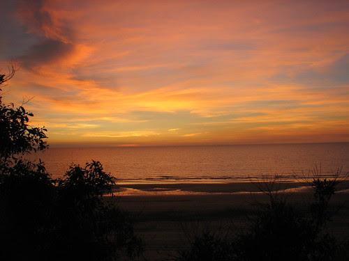 Dripstone Sunset