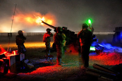 Night Firing