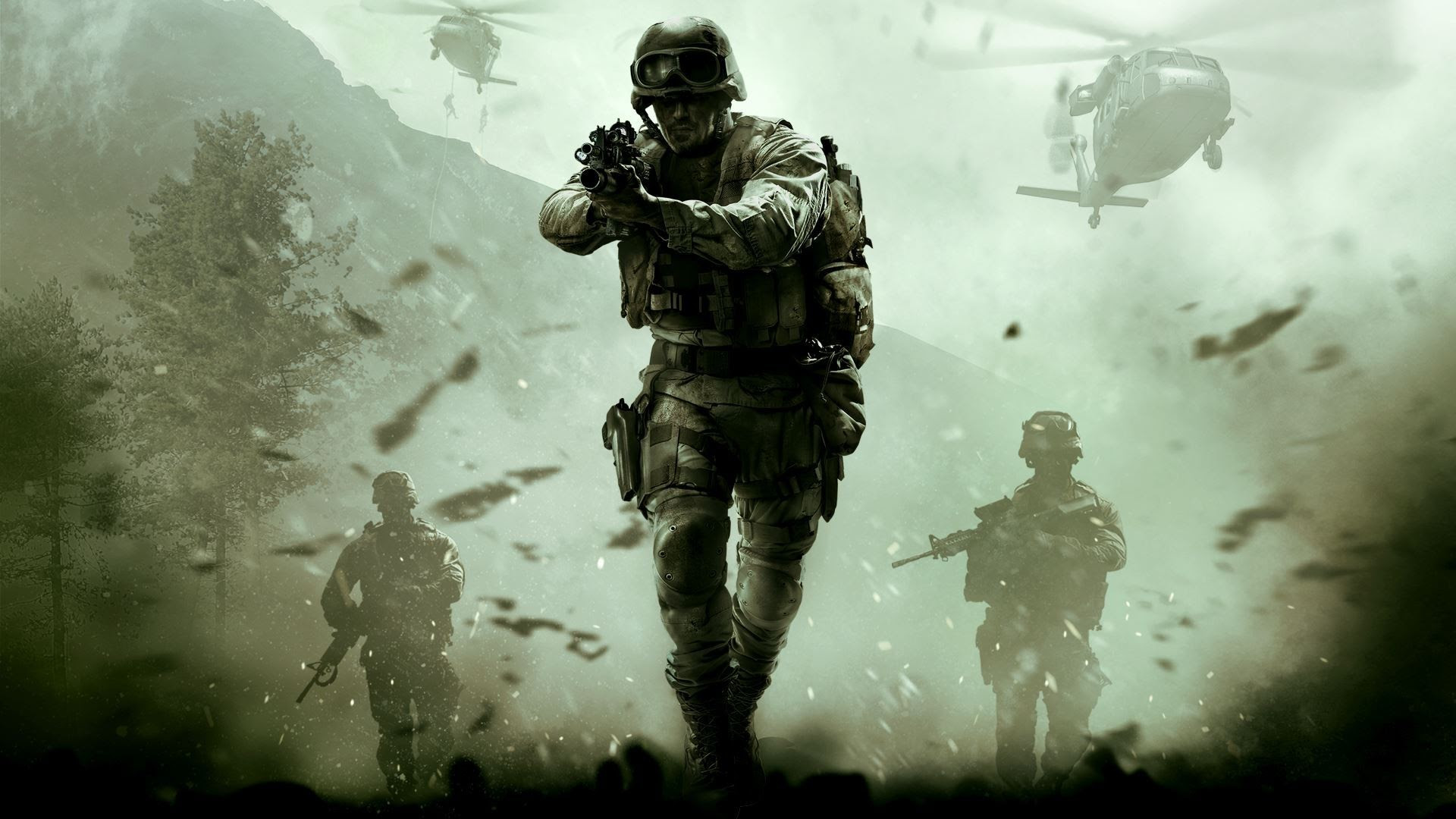 Call Of Duty 4 Wallpaper 72 Images