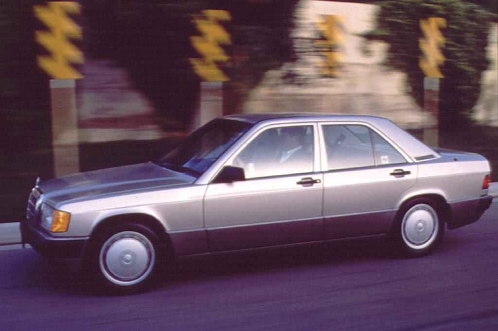 1990-93 Mercedes-Benz 190 | Consumer Guide Auto