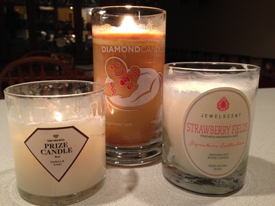 Jewelry Candles - A Review